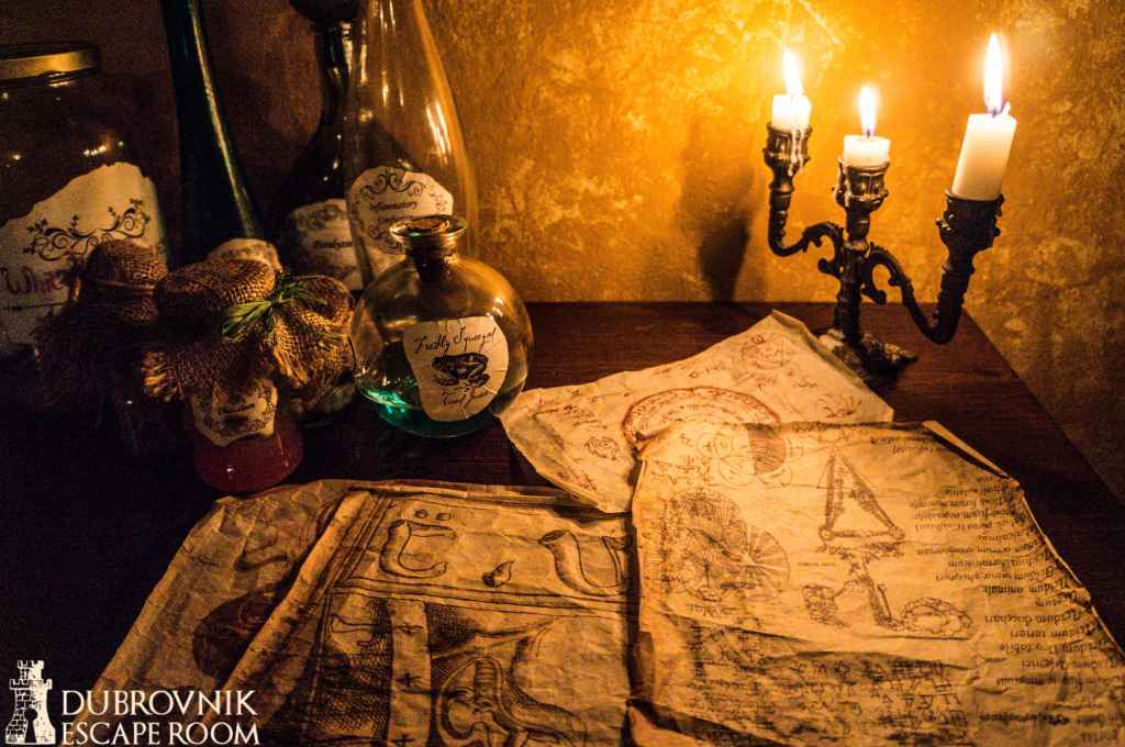 King's landing - Game of Thrones inspired escape room in Dubrovnik