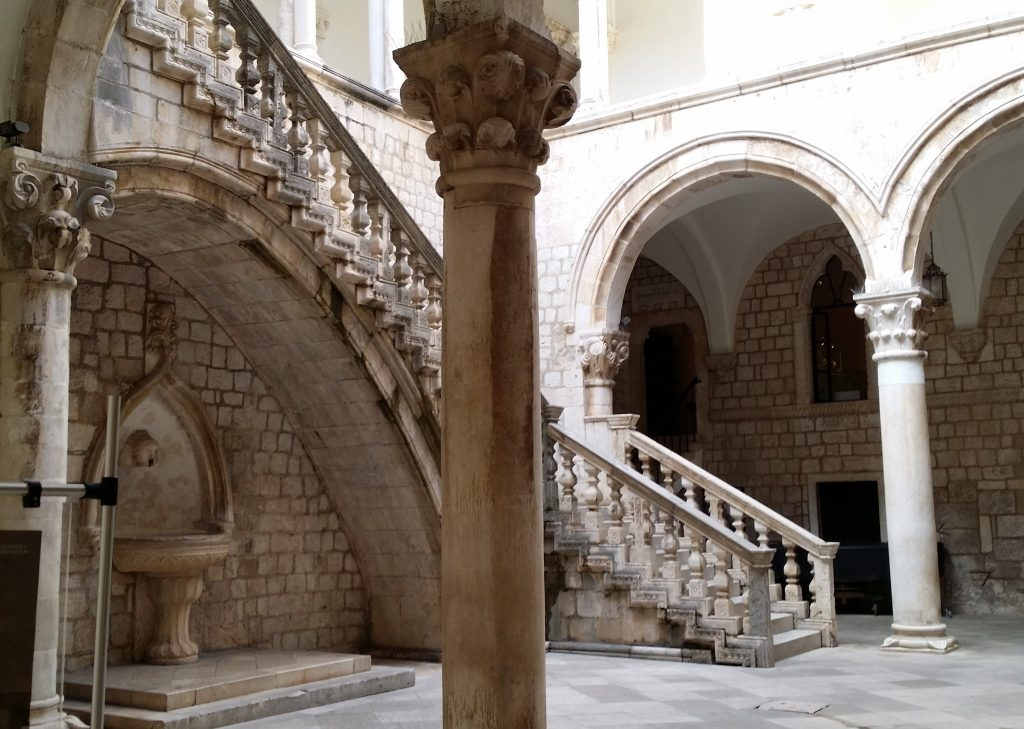 things to do in Dubrovnik when it rains - Museums