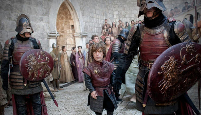 Game of Thrones activities in Dubrovnik