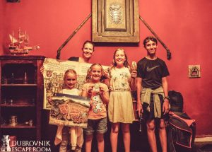 fun things to do in Dubrovnik with kids, family activities