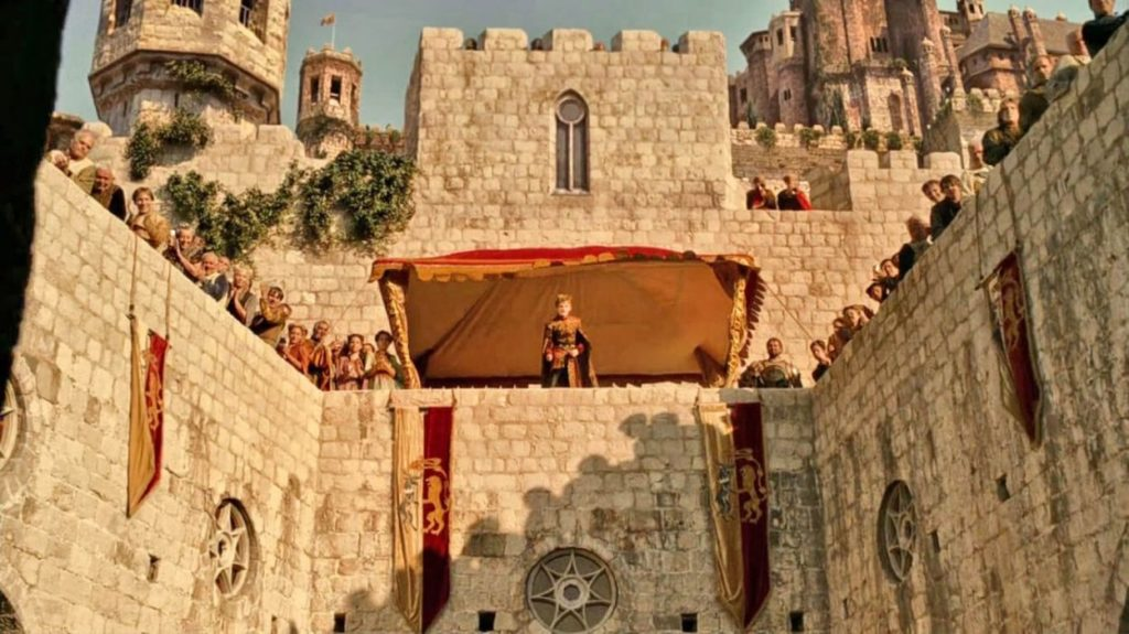 Game-of-Thrones-filming-location-Dubrovnik-Lovrijenac