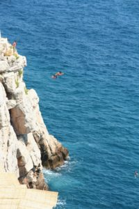 Dubrovnik Cliff Jumping