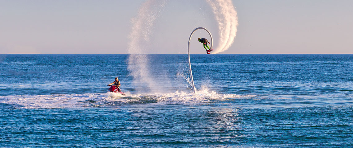 Dubrovnik cool things to do water sports